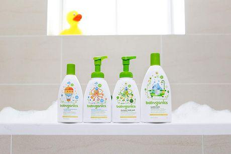 Nettoyant pour le corps et le shampooing Babyganics, sans parfum, 473 ml - image 6 de 6