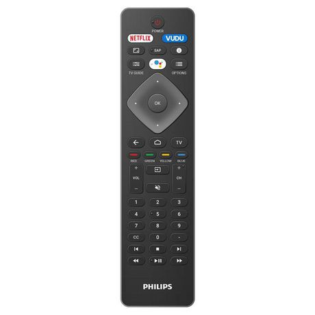 """Téléviseur intelligent Android 55 """"4K UHD HDR10 de Philips avec Google Assistant intégré, 55PFL5704/F7 - image 8 de 9"""