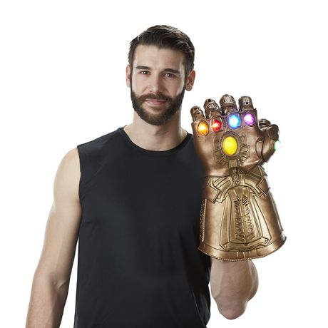 Marvel Legends Series Infinity Gauntlet Articulated Electronic Fist - image 8 of 8
