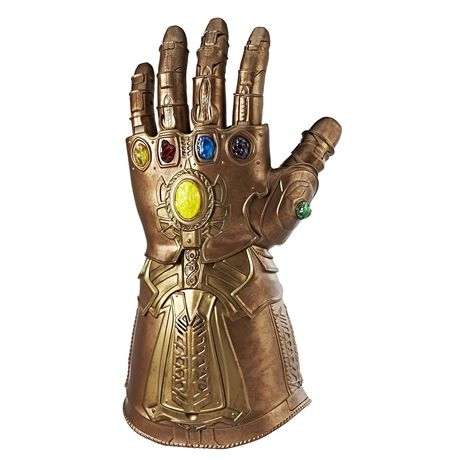 Marvel Legends Series Infinity Gauntlet Articulated Electronic Fist - image 2 of 8