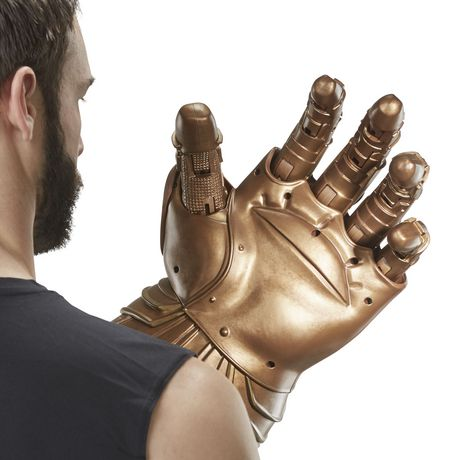 Marvel Legends Series Infinity Gauntlet Articulated Electronic Fist - image 5 of 8
