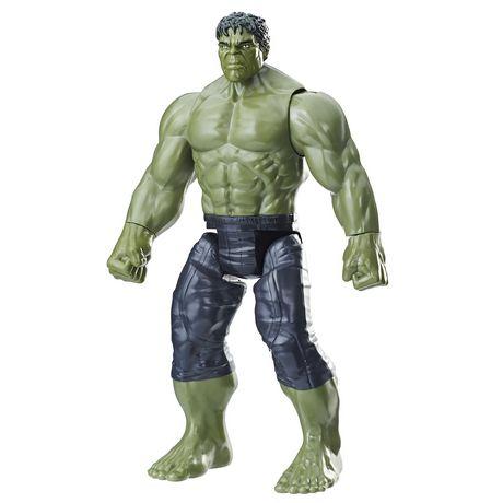 Marvel Infinity War Titan HERO Series Hulk with Titan HERO Power FX Port - image 2 of 2