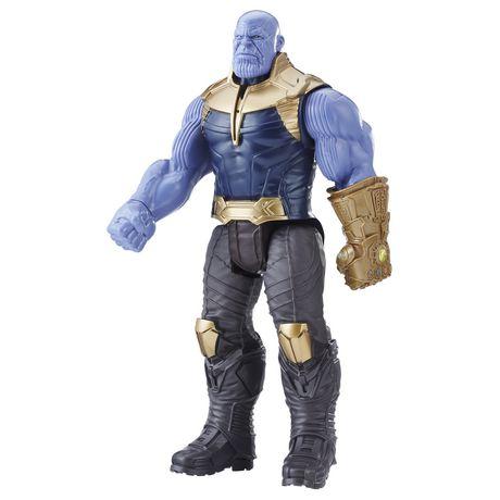 Marvel Infinity War Titan HERO Series Thanos with Titan HERO Power FX Port - image 2 of 7