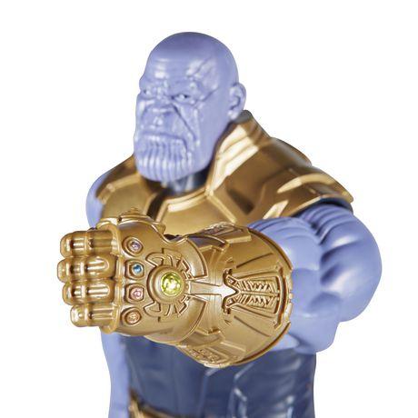 Marvel Infinity War Titan HERO Series Thanos with Titan HERO Power FX Port - image 5 of 7