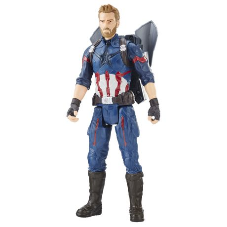 Marvel Infinity War - Titan Hero Power FX - Captain America - image 2 de 2