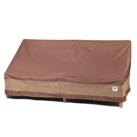 Housse pour causeuse de patio ultimate de duck covers for Housse pour causeuse