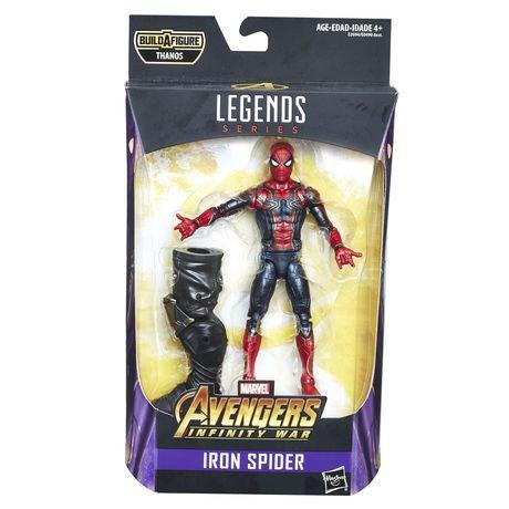 Avengers Marvel Legends Series 6 Inch Spider Man Walmart