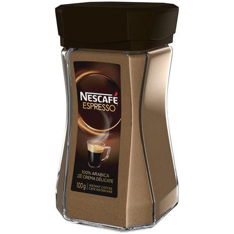 NESCAFÉ® Espresso Instant Coffee - image 2 of 3