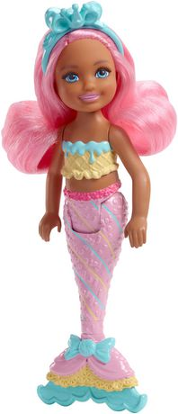 Barbie - Dreamtopia - Royaume des Bonbons - Poupée Sirène - image 2 de 4