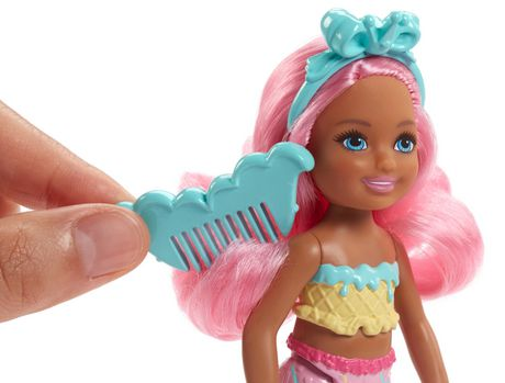 Barbie - Dreamtopia - Royaume des Bonbons - Poupée Sirène - image 3 de 4