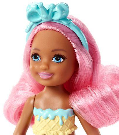Barbie - Dreamtopia - Royaume des Bonbons - Poupée Sirène - image 4 de 4