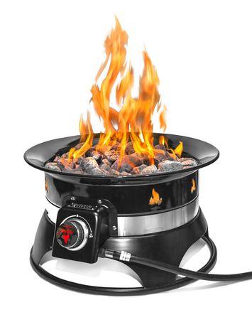 Outland Firebowl Premium Portable Propane Fire Pit ...