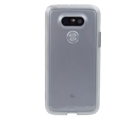 new styles d8a3e 7cba2 Case-Mate Naked Tough Case for LG G5 in Clear