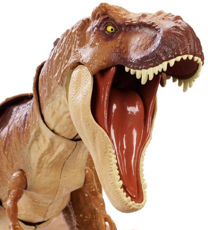 Rex Attaque Figurine Jurassic World T FMY70