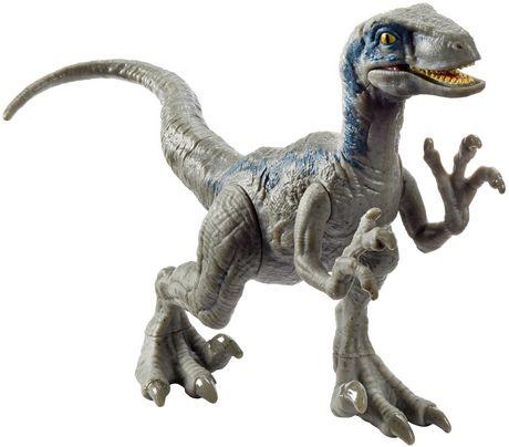 jurassic world attack pack velociraptor blue walmart canada