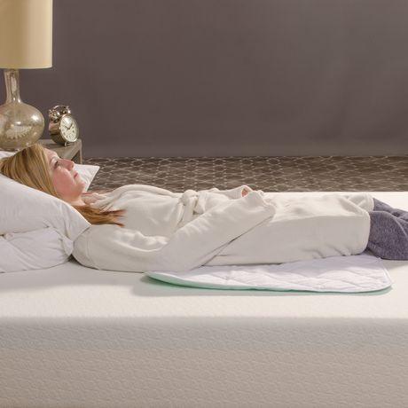 Coussin de lit imperméable et protecteur de lit DMI - image 4 de 5