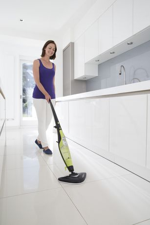H2O HD Multi-Purpose High Definition Steam Cleaner with Quick Release Hand Held Steamer