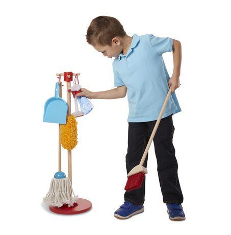 Melissa & Doug Neat & Tidy Housekeeping Play Set - image 1 of 6
