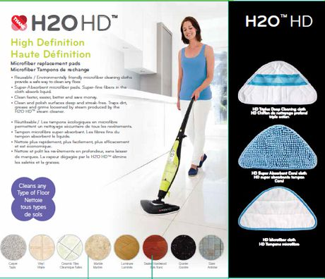 H2O HD™ Replacement Pads - image 2 of 2