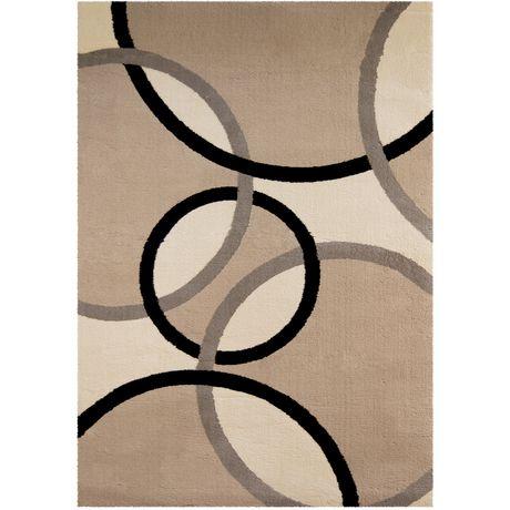 Tapis décoratif Oris d'Orian Rugs en molleton - image 3 de 3