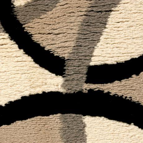 Tapis décoratif Oris d'Orian Rugs en molleton - image 2 de 3