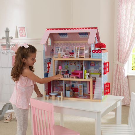 KidKraft Chelsea Doll Cottage - image 2 of 7