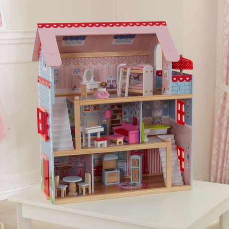 KidKraft Chelsea Doll Cottage - image 3 of 7