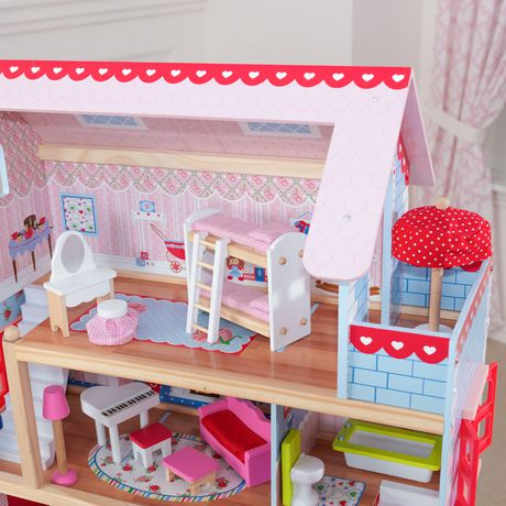 KidKraft Chelsea Doll Cottage - image 4 of 7