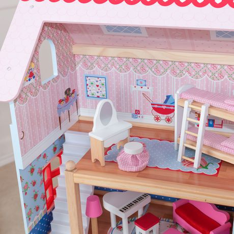 KidKraft Chelsea Doll Cottage - image 6 of 7