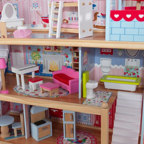 KidKraft Chelsea Doll Cottage - image 7 of 7