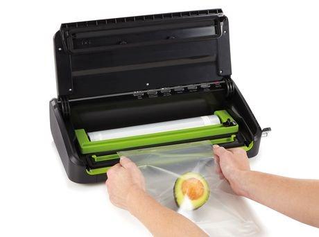 Food Saver Foodsaver Wedge With Roll Storage Amp Fresh