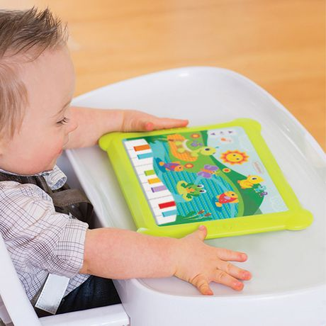 Infantino Lights & Sounds Musical Touch Pad - image 3 of 3