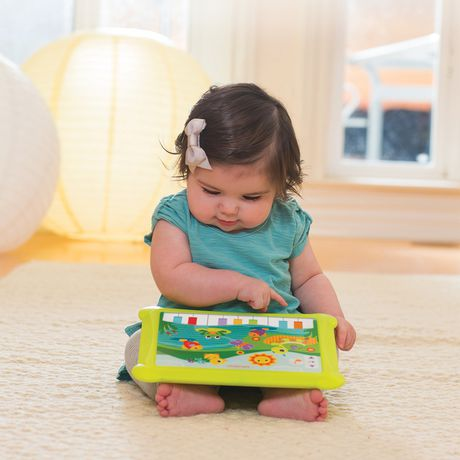 Infantino Lights & Sounds Musical Touch Pad - image 2 of 3