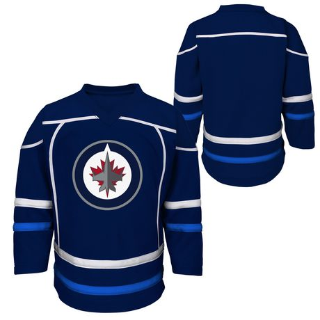 more photos a07ee a540b NHL Winnipeg Jets Youth Team Jersey