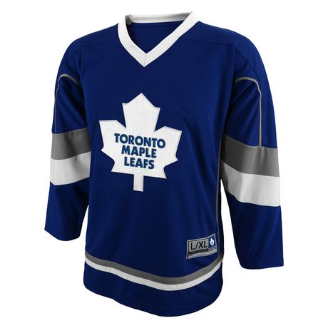 newest 6e608 9a22c NHL Toronto Maple Leafs Youth Team Jersey