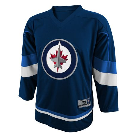 be035994e NHL Winnipeg Jets Youth Team Jersey