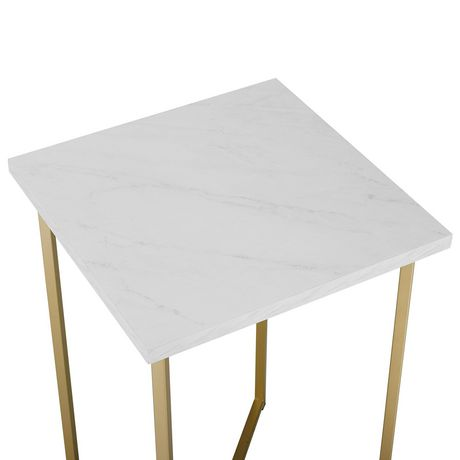 Manor Park Modern Square Side Table - Multiple Finishes - image 6 of 8