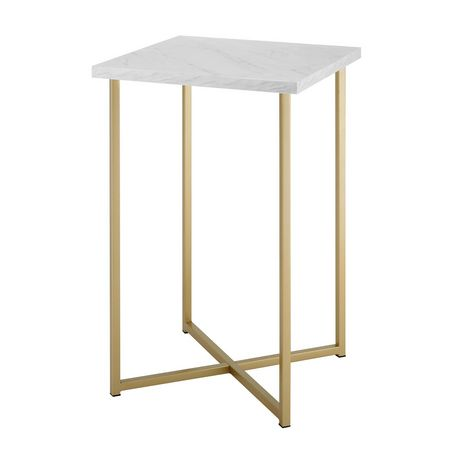 Manor Park Modern Square Side Table - Multiple Finishes - image 5 of 8