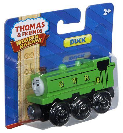 Fisher Price Thomas Friends Wooden Railway Duck