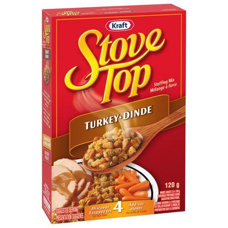 Stove Top Turkey Stuffing Mix - image 2 of 4
