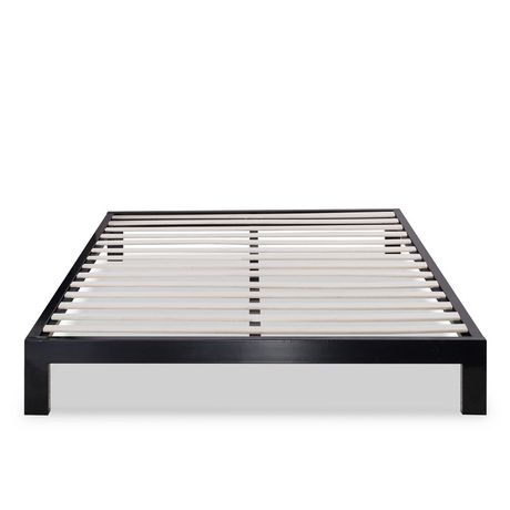 Zinus Metal Platform 2000 Bed Low Profile 10 Inch Height
