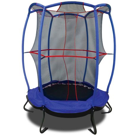 """Trainor Sports 55"""" My First Trampoline And Enclosure Combo - image 2 of 7"""