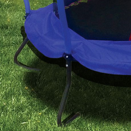 """Trainor Sports 55"""" My First Trampoline And Enclosure Combo - image 4 of 7"""