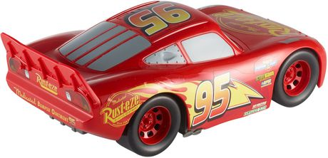 Disney/Pixar Cars 3 Lightning McQueen Vehicle - image 3 of 5