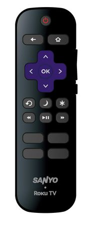 "Sanyo 50"" 1080p LED Roku Smart TV, FW50R49FC - image 5 of 7"