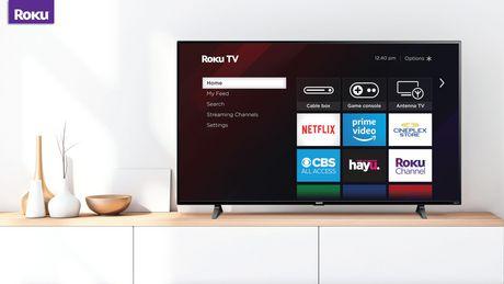"Sanyo 50"" 1080p LED Roku Smart TV, FW50R49FC - image 6 of 7"