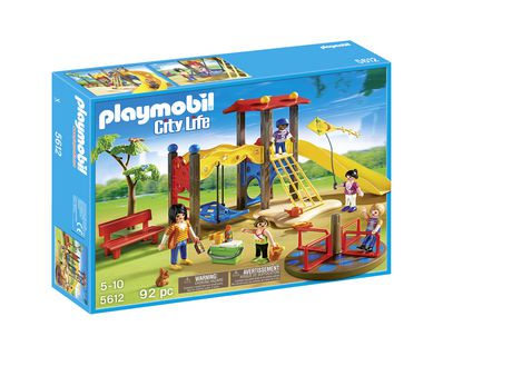 ensemble de jeu parc de jeux de playmobil walmart canada. Black Bedroom Furniture Sets. Home Design Ideas