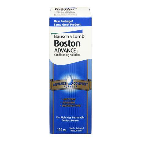 Bausch + Lomb Boston Advance Solution de traitement - image 1 de 1