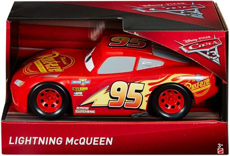Disney/Pixar Cars 3 Lightning McQueen Vehicle - image 4 of 5