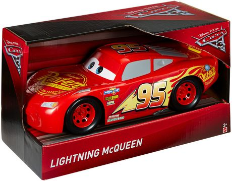 Disney/Pixar Cars 3 Lightning McQueen Vehicle - image 5 of 5